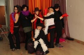 Grupo burlesque